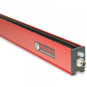 Fraser 3014 Compact Short Range Anti Static Bar