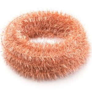Fraser Anti Static Tinsel – Copper